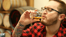 A guide to whiskey glasses
