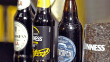 The different Guinness beers