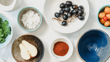How to write a mise en place plan