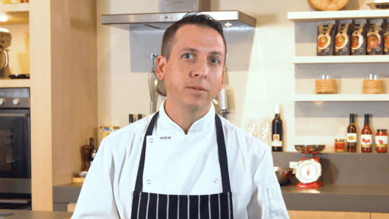 Kitchen leadership for executive chefs