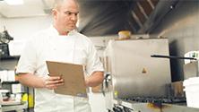 Reduce or eliminate manual handling hazards