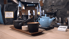 Tea service standards for hospitality venues