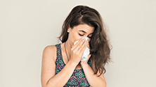 Allergic reactions and anaphylaxis - signs & symptoms