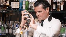 Welcome - Vodka cocktails