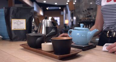 Welcome - Tea mastery