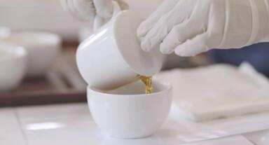 Controlling tea infusion