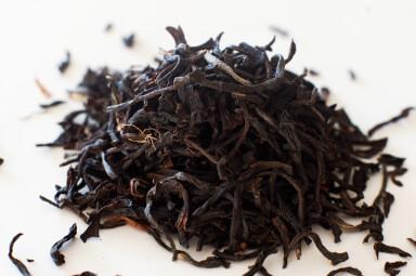 Dry tea leaf evaluation