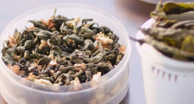 Identifying tea faults and defects