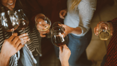 What happens when you drink alcohol?