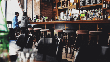 Refusing or discontinuing an alcohol sale or service