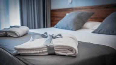 Bedroom presentation and final checks