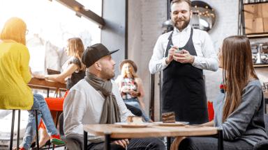 Modeling a sales mindset