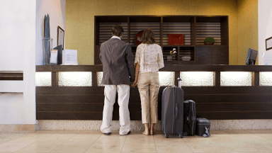 Conclusion - Front desk check-in and check-out