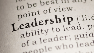 Transitioning into a leadership role