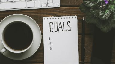 Defining personal leadership goals