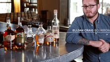 The most popular whiskey brands