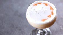 How to make a Whiskey Sour