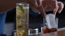 Picking the right ice for cocktails