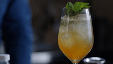 The punch cocktail formula