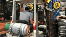 How to lift something heavy (like a keg)