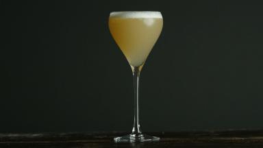 Rum Sour