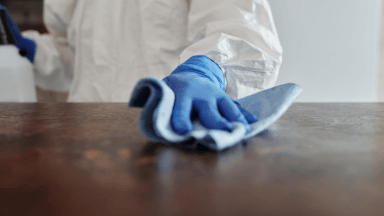 Welcome - Cleaning practices for infection control