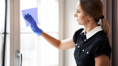 How to clean and disinfect for infection control