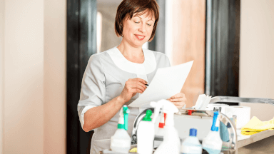 What and when to clean for infection control