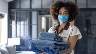 Welcome - Infection cleaning principles for hotels