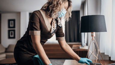 Conclusion - Infection cleaning principles for hotels