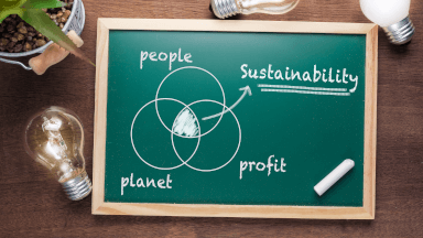 What it means to be sustainable