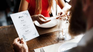 Developing sustainable menus that reduce waste