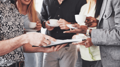 Building relationships and rapport