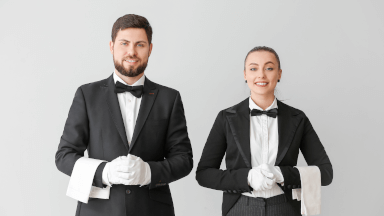 The modern butler