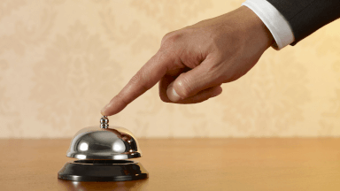 Communication with guests