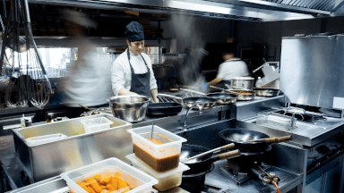 Conclusion - Introduction to the kitchen