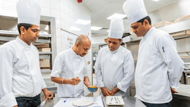 Driving your development in a kitchen