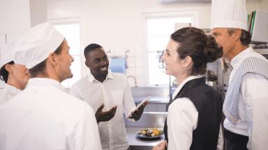 Kitchen communications