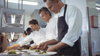 Introducing the kitchen brigade