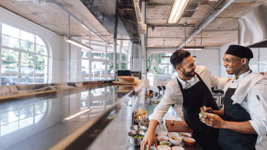 Behavior and culture in the kitchen