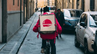 Welcome - Food delivery service