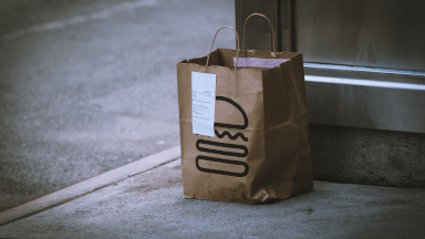 Types of delivery bags