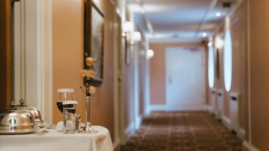 Provide room service