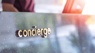 Welcome - Concierge fundamentals
