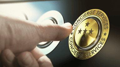 The role and history of the concierge