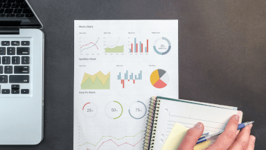 Creating and managing a revenue forecast
