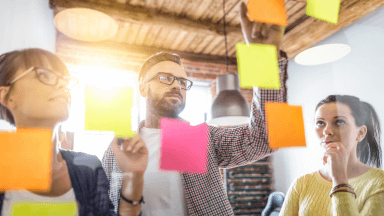 Establishing creative thinking environments