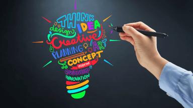 Generating creative ideas