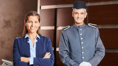 Teamwork and complaint handling for porters