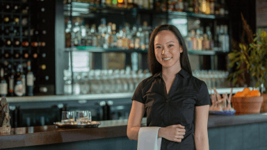 Challenges and benefits of fine dining